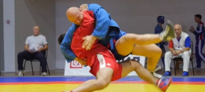 The Difference Between Sambo/Combat Sambo/BJJ/Judo and Wrestling