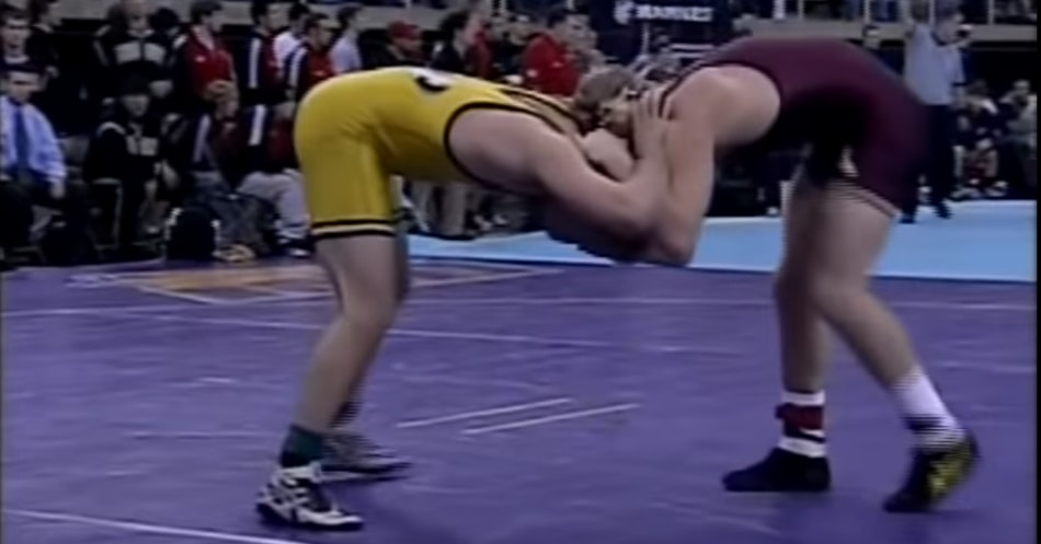is wrestling a martial art