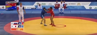 How is Sambo Scored? Sambo Point System and Rules